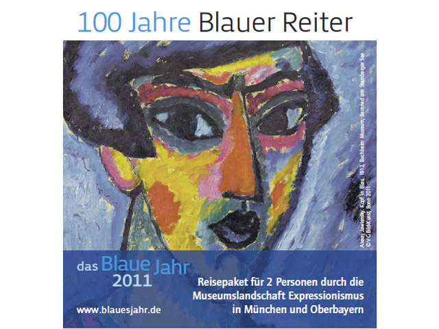 100 Jahre Blaue Reiter