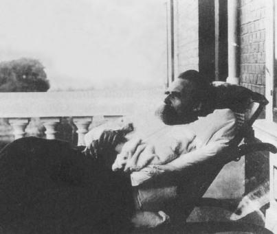 Hans Olde_Nietzsche 1899