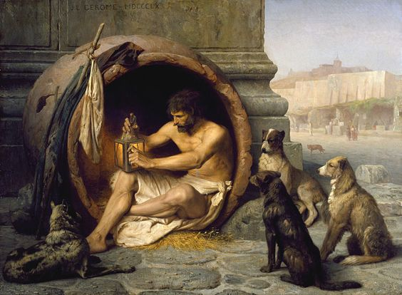 diogenes-in-his-tub_jean-leon-gerome