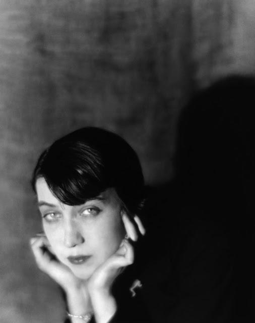 Berenice Abbott by Man Ray