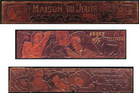 Gauguin_Maison du Jouir