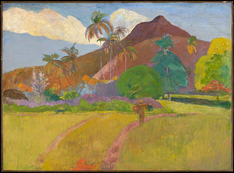 Gauguin_Tahiti